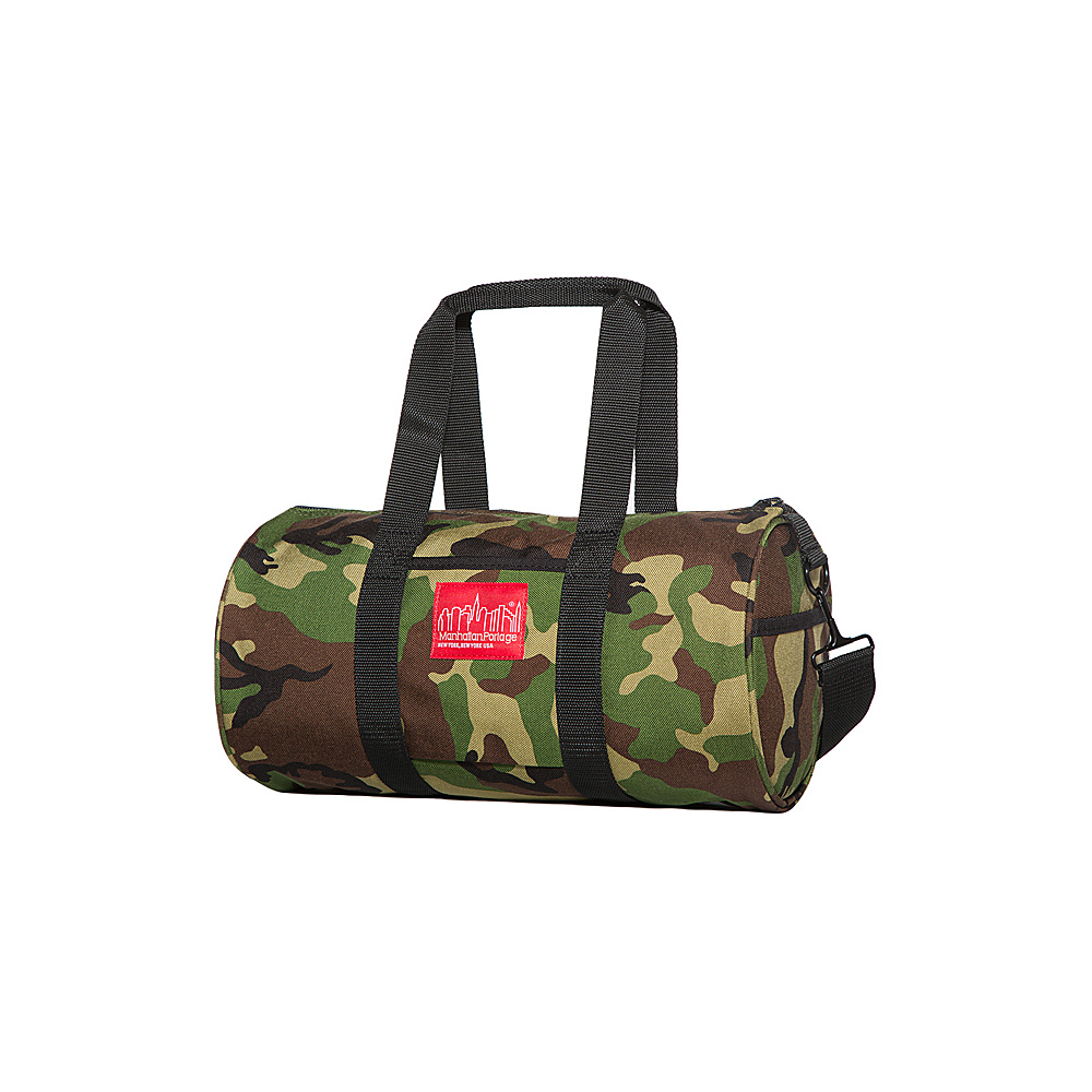 Manhattan Portage Chelsea Drum Bag (SM) Camouflage - Manhattan Portage Travel Duffels - Duffels, Travel Duffels