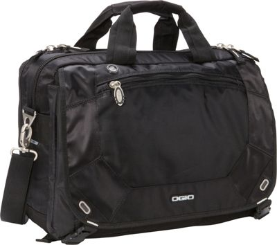 OGIO Radial Top Zip Laptop Case Black - OGIO Non-Wheeled Business Cases