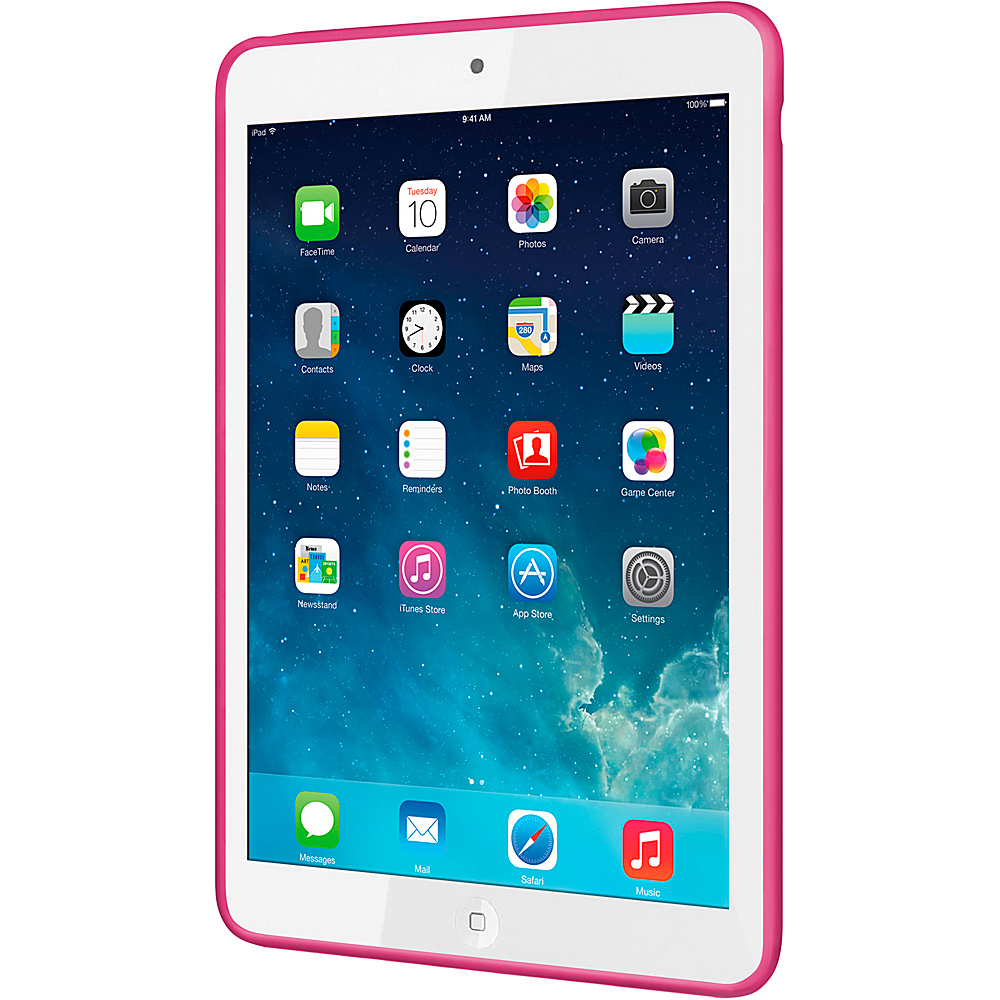 Incipio NGP for iPad mini 2 Translucent Pink - Incipio Electronic Cases - Technology, Electronic Cases