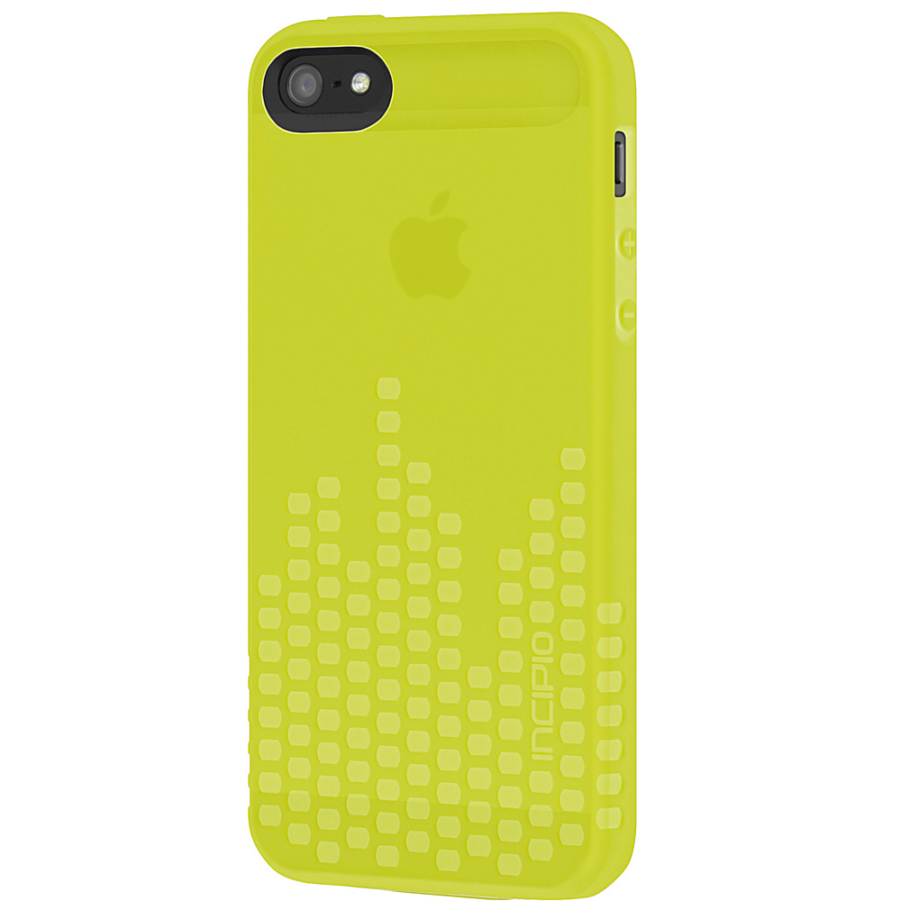 Incipio Frequency for  iPhone SE/5/5s Translucent Yellow - Incipio Electronic Cases - Technology, Electronic Cases