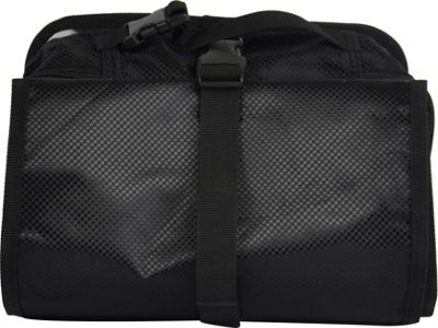 Obersee Extra Large Diaper Changing Station Bag for Travel and Twins Black - Obersee Diaper Bags & Accessories 10295697