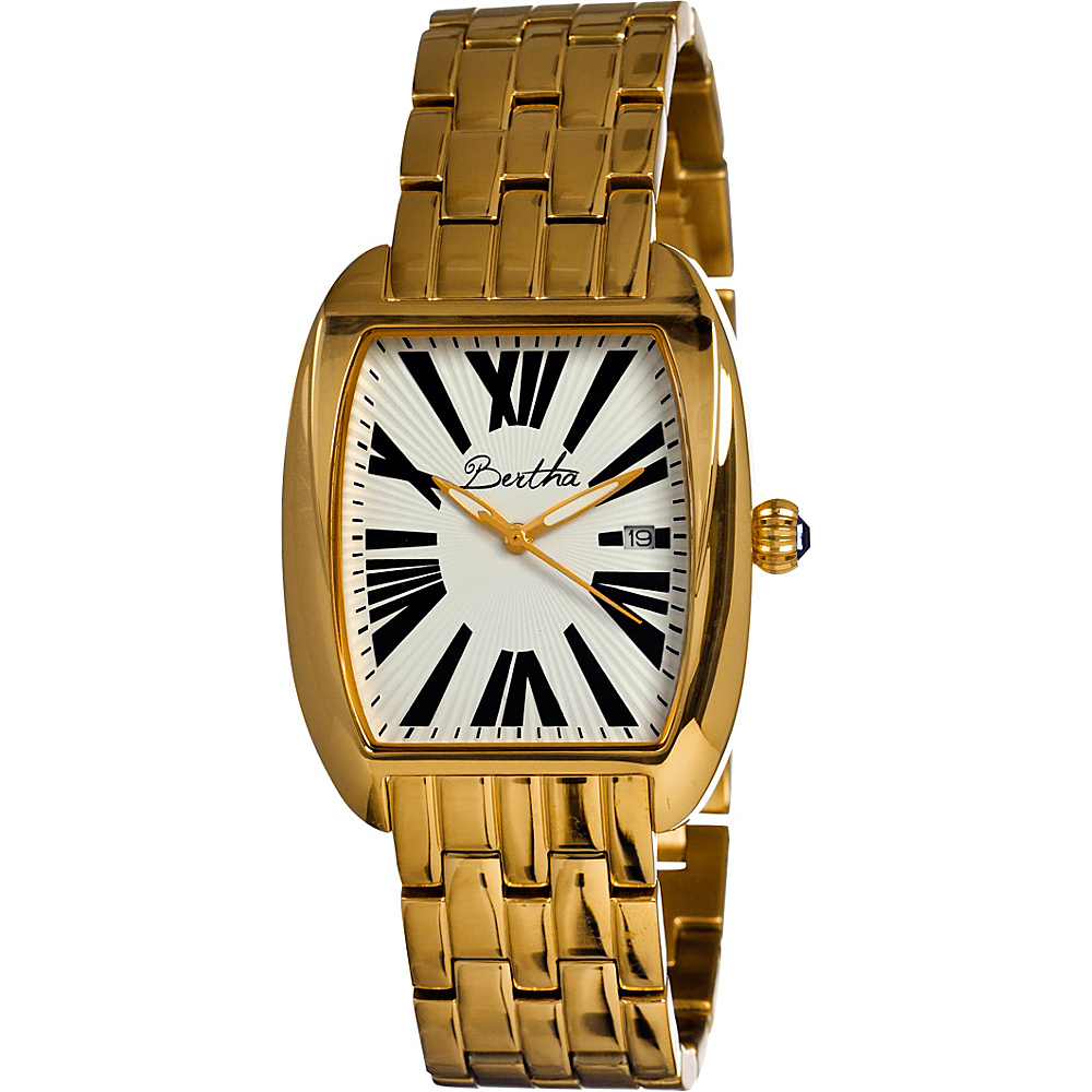 Bertha Watches Anastasia Gold Bertha Watches Watches