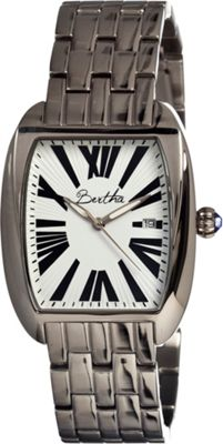 Bertha Watches Anastasia Silver/White - Bertha Watches Watches