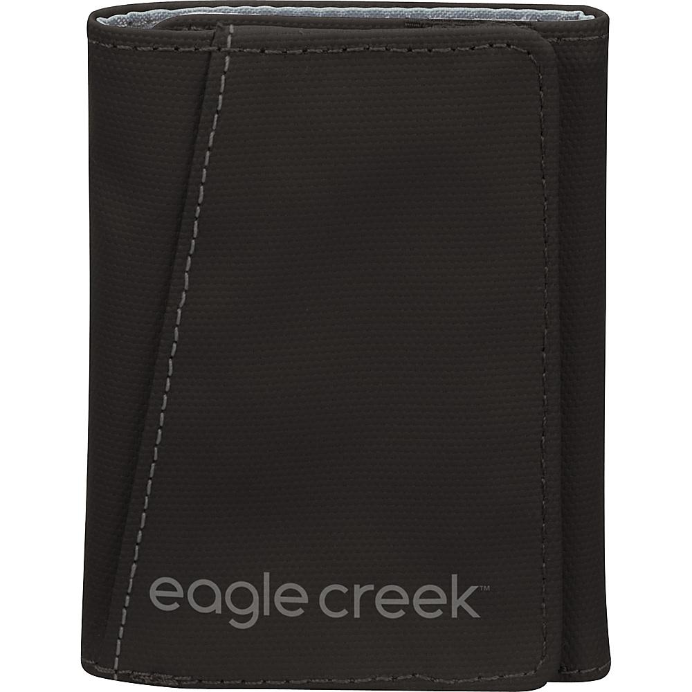Eagle Creek Tri-Fold Wallet Black - Eagle Creek Mens Wallets - Work Bags & Briefcases, Men's Wallets