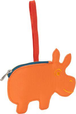 Lug Peekaboo Bag Tag Sunset Hippo - Lug Luggage Accessories