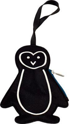 Lug Peekaboo Bag Tag Midnight Penguin - Lug Luggage Accessories