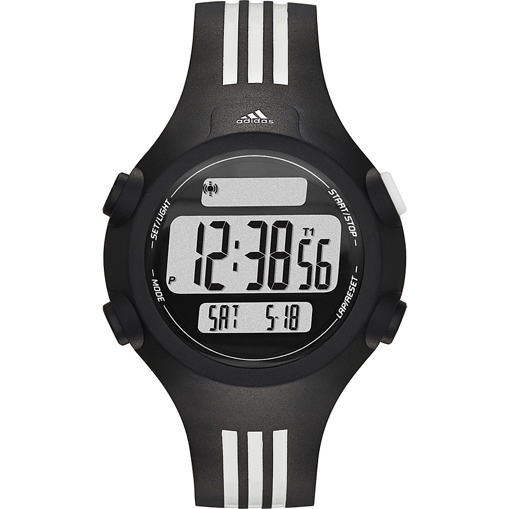adidas watches Questra Unisex Watch Black with Grey - adidas watches Watches