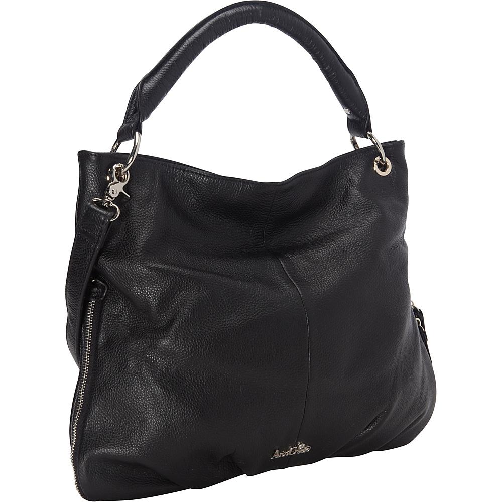 Ann Creek Gennifer Tote Black Ann Creek Leather Handbags