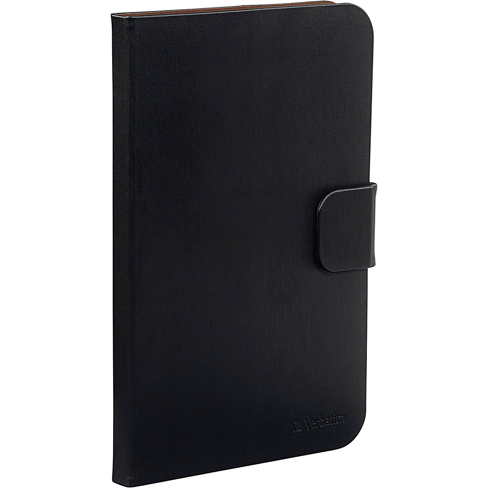 Verbatim Folio Case for Samsung Galaxy Tab 2 7.0 Black Verbatim Electronic Cases