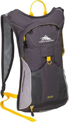 High Sierra Propel 70 Hydration Pack Mercury/Ash/Yell-O - High Sierra Hydration Packs and Bottles