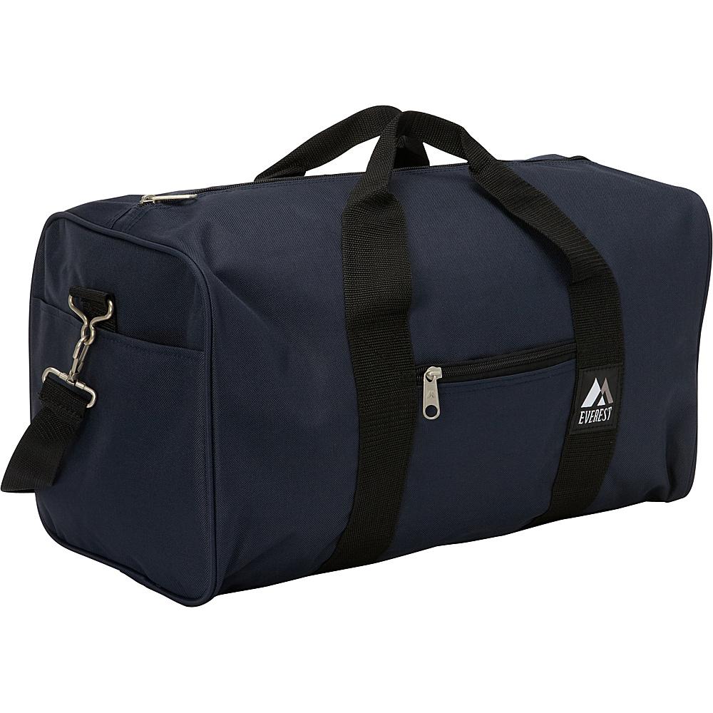 Everest Basic Gear Bag - Standard Navy - Everest Travel Duffels - Duffels, Travel Duffels