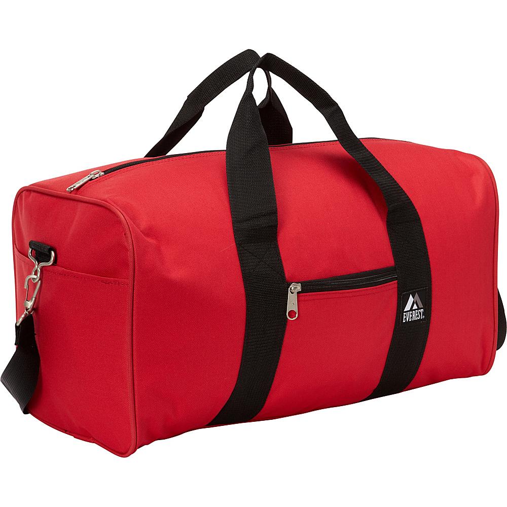 Everest Basic Gear Bag - Standard Red - Everest Travel Duffels - Duffels, Travel Duffels
