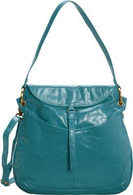Latico Leathers Kane Shoulder Bag Caribe - Latico Leathers Leather Handbags