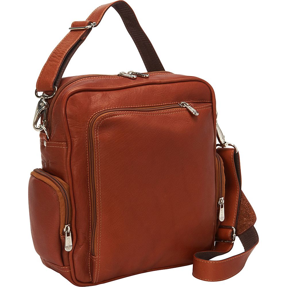 Piel Urban Shoulder Bag Saddle - Piel Other Mens Bags - Work Bags & Briefcases, Other Men's Bags