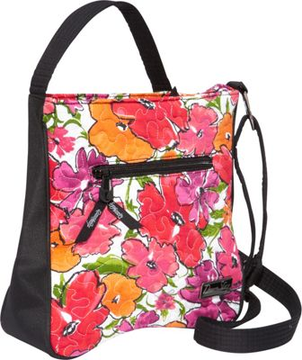 Donna Sharp Hipster - Quilted Malibu Flower - Donna Sharp Fabric Handbags