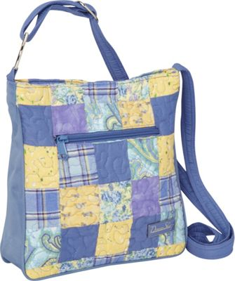 Hipster - Quilted Lemon Drop - Donna Sharp Fabric Handbags