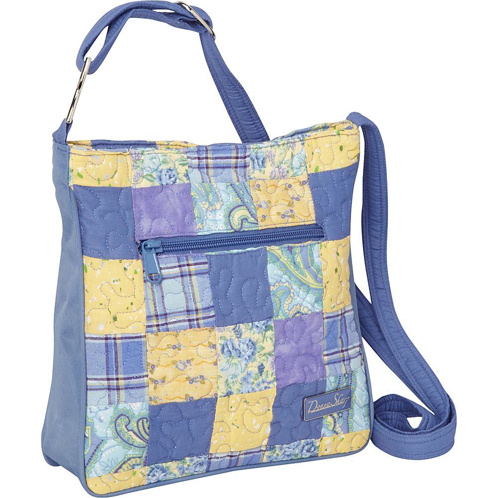 Donna Sharp Hipster - Quilted Lemon Drop - Donna Sharp Fabric Handbags