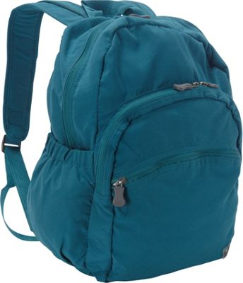 LiteGear LiteGear City Pack Mallard Green Blue - LiteGear Everyday Backpacks