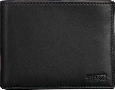 Tumi Delta Global Double Billfold Black - Tumi Men's Wallets
