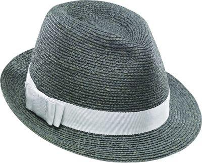 Helen Kaminski Avara One Size - Graphite/Moonlight - Helen Kaminski Hats/Gloves/Scarves