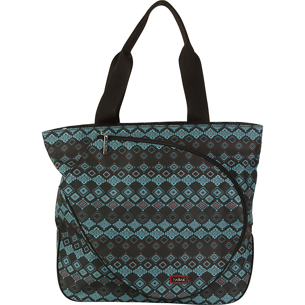 Hadaki Tennis Tote Geo - Hadaki All-Purpose Totes - Travel Accessories, All-Purpose Totes
