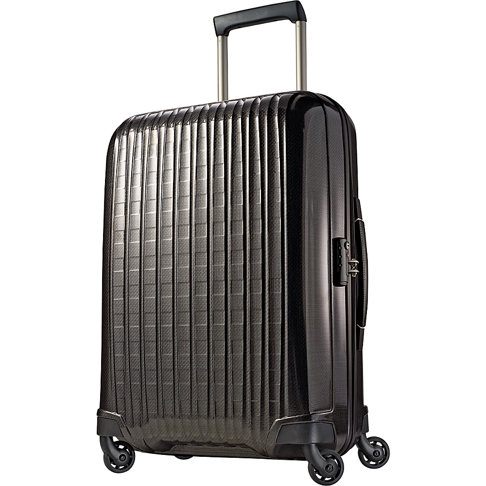 Hartmann Luggage Innovaire Medium Journey Spinner Graphite Hartmann Luggage Hardside Checked