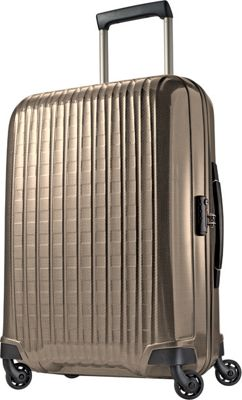 Hartmann Luggage Innovaire Medium Journey Spinner Champagne - Hartmann Luggage Large Rolling Luggage