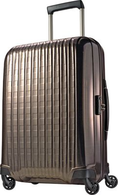 Hartmann Luggage Innovaire Medium Journey Spinner Earth - Hartmann Luggage Large Rolling Luggage
