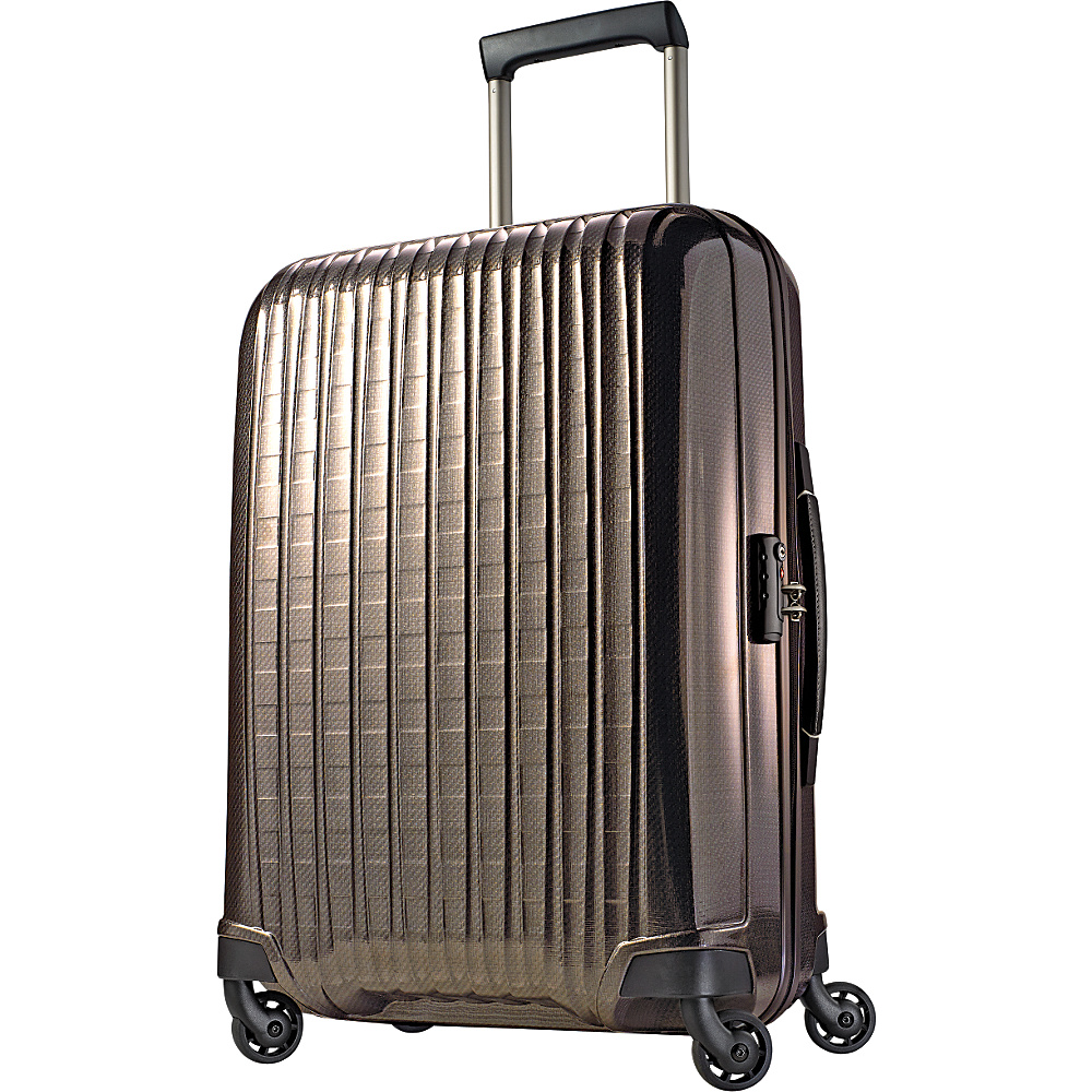 Hartmann Luggage Innovaire Medium Journey Spinner Earth Hartmann Luggage Hardside Checked