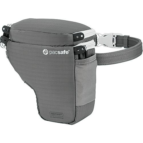 Pacsafe Camsafe V2 Camera Holster Storm Grey - Pacsafe Camera Cases