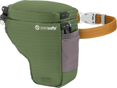 Pacsafe Camsafe V2 Camera Holster Olive - Pacsafe Camera Accessories