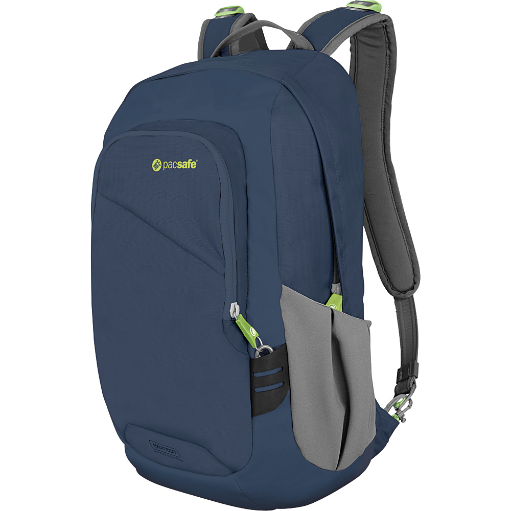 Pacsafe Venturesafe 15L GII Navy Blue Pacsafe Laptop Backpacks