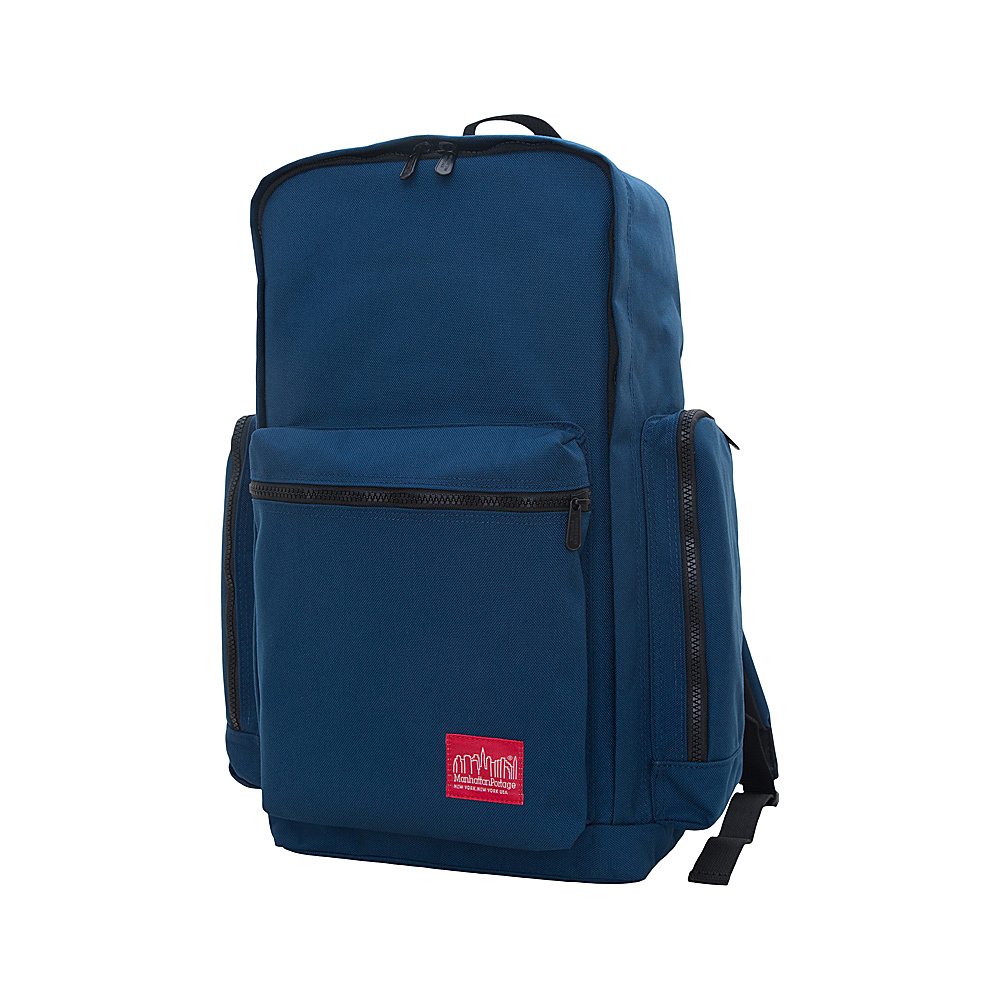 Manhattan Portage Inwood Hiking Daypack Navy - Manhattan Portage Day Hiking Backpacks - Outdoor, Day Hiking Backpacks