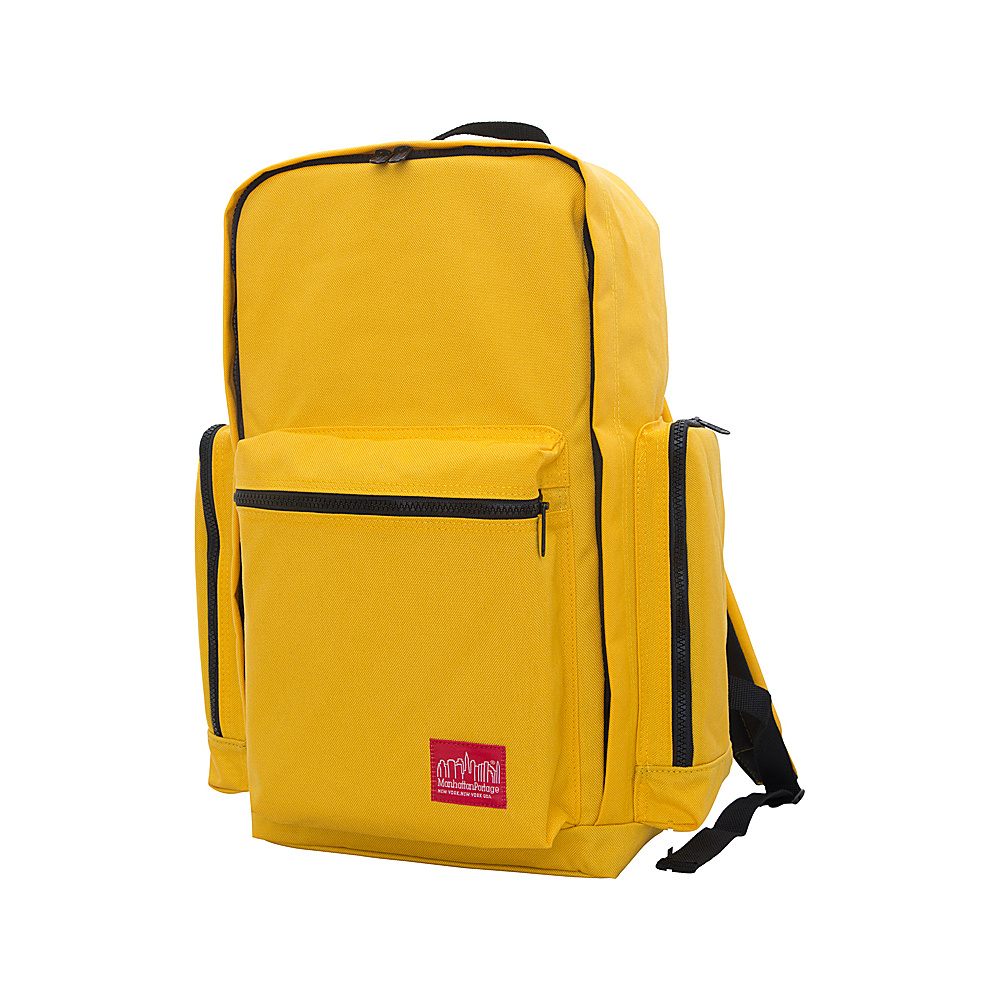 Manhattan Portage Inwood Hiking Daypack Mustard - Manhattan Portage Day Hiking Backpacks - Outdoor, Day Hiking Backpacks