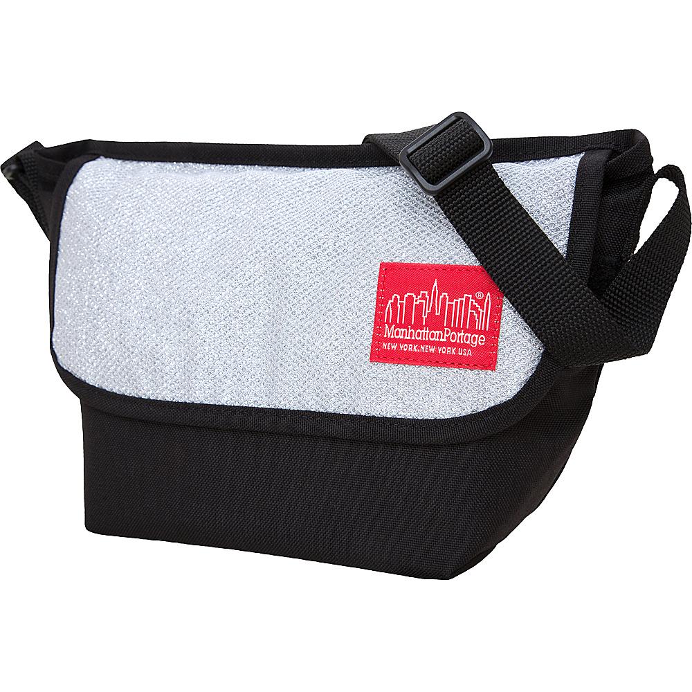 Manhattan Portage Midnight Messenger Bag (XXS) Gray - Manhattan Portage Other Mens Bags - Work Bags & Briefcases, Other Men's Bags