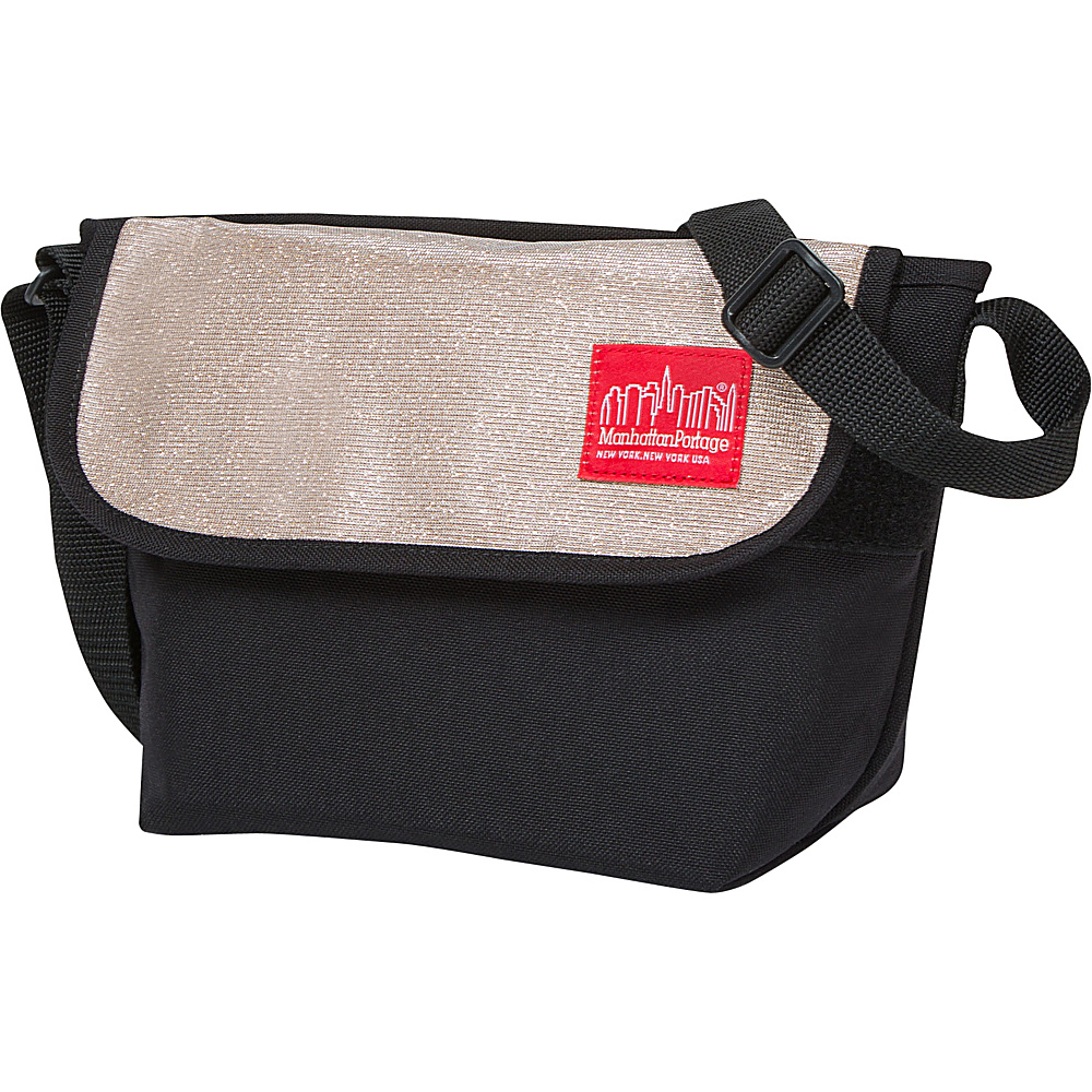 Manhattan Portage Midnight Messenger Bag (XXS) Champange - Manhattan Portage Other Mens Bags - Work Bags & Briefcases, Other Men's Bags