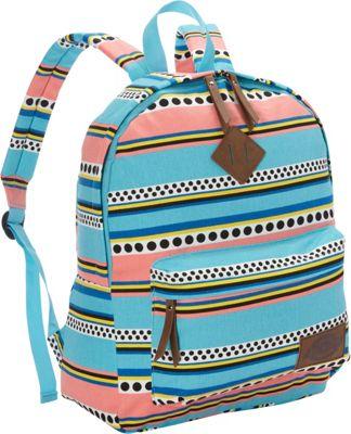 Dickies Canvas Backpack SURF STRIPE - Dickies Everyday Backpacks