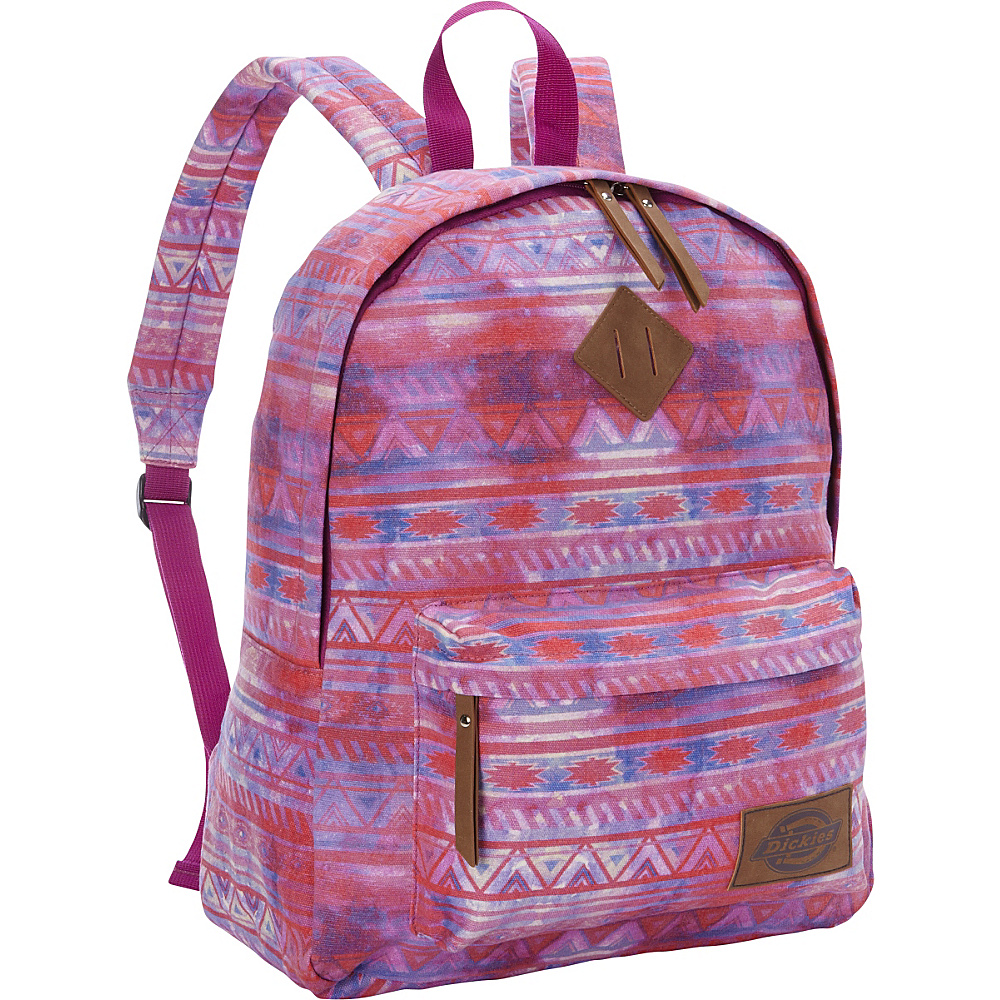 Dickies Canvas Backpack WATERCOLOR TRIBAL Dickies Everyday Backpacks