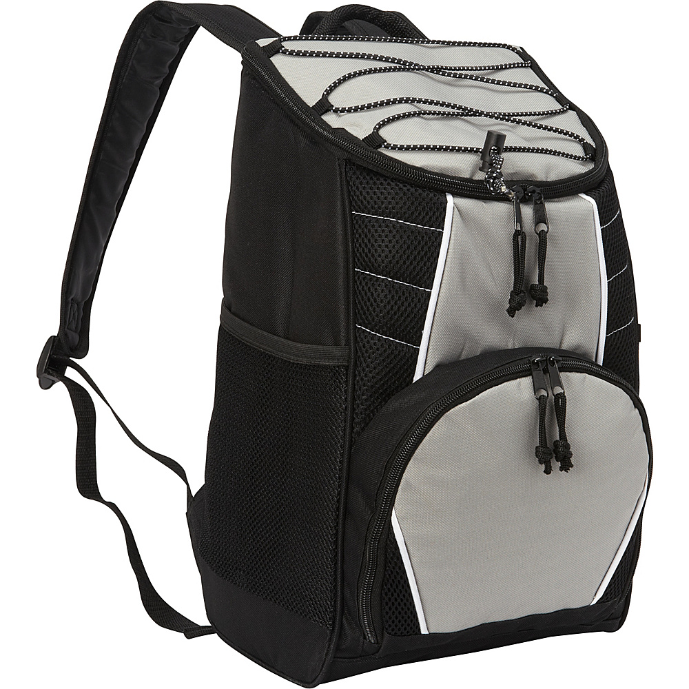 Bellino Cooler Backpack Black - Bellino Travel Coolers