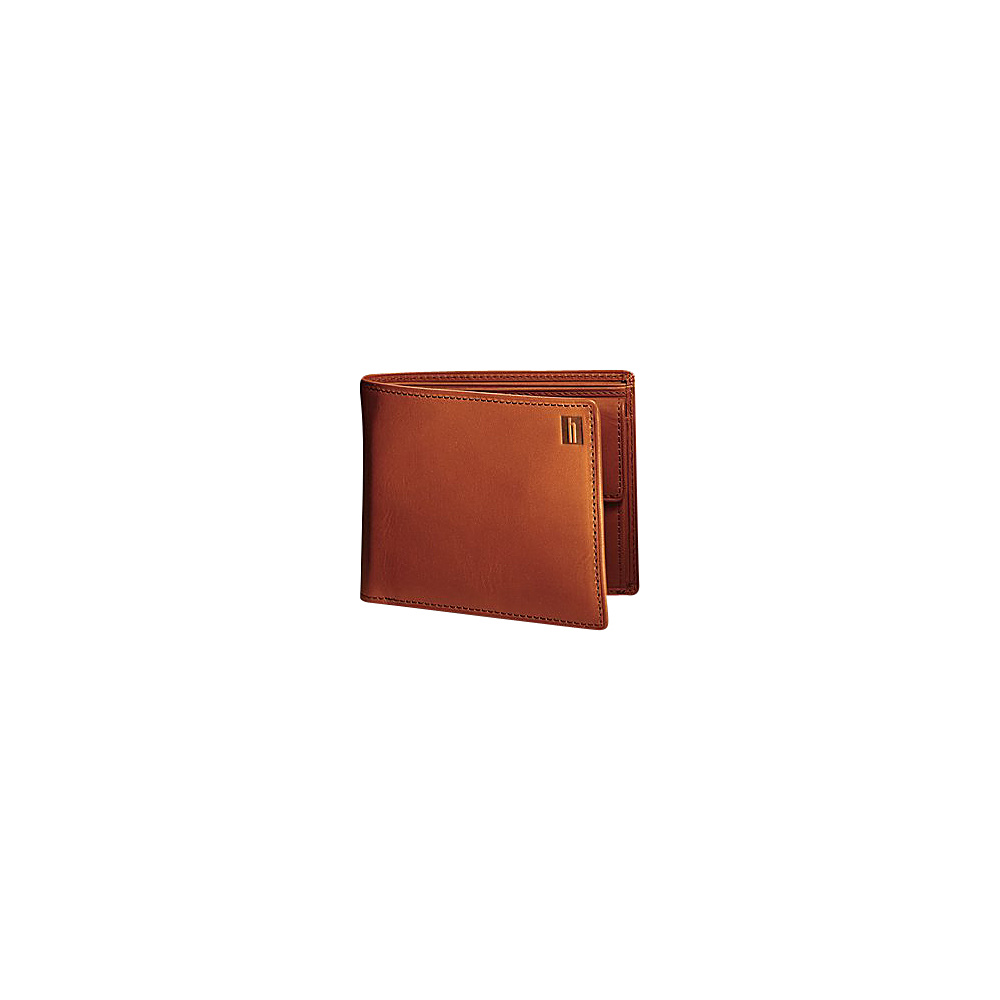 Hartmann Luggage Belting Collection Medium Wallet with Coin Pocket Heritage Tan - Hartmann Luggage Men's Wallets
