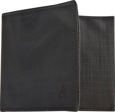 Image of Allett Leather Sport Wallet Black - Allett Mens Wallets
