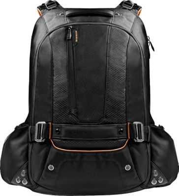 Everki Beacon Laptop Backpack with Gaming Console Sleeve - 18 inch Black - Everki Business & Laptop Backpacks