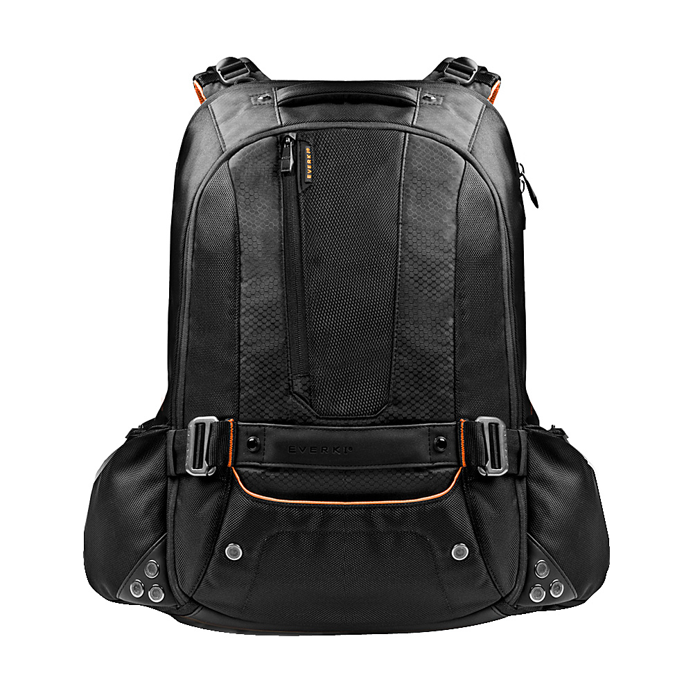 Everki Beacon 18 Laptop Backpack Black Everki Business Laptop Backpacks