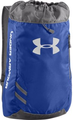 Under Armour Trance Sackpack Royal / Graphite / White - Under Armour Everyday Backpacks