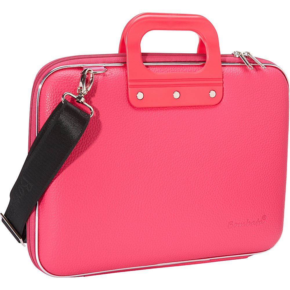 Bombata Medio 13 inch Laptop Bag Pink Bombata Non Wheeled Business Cases