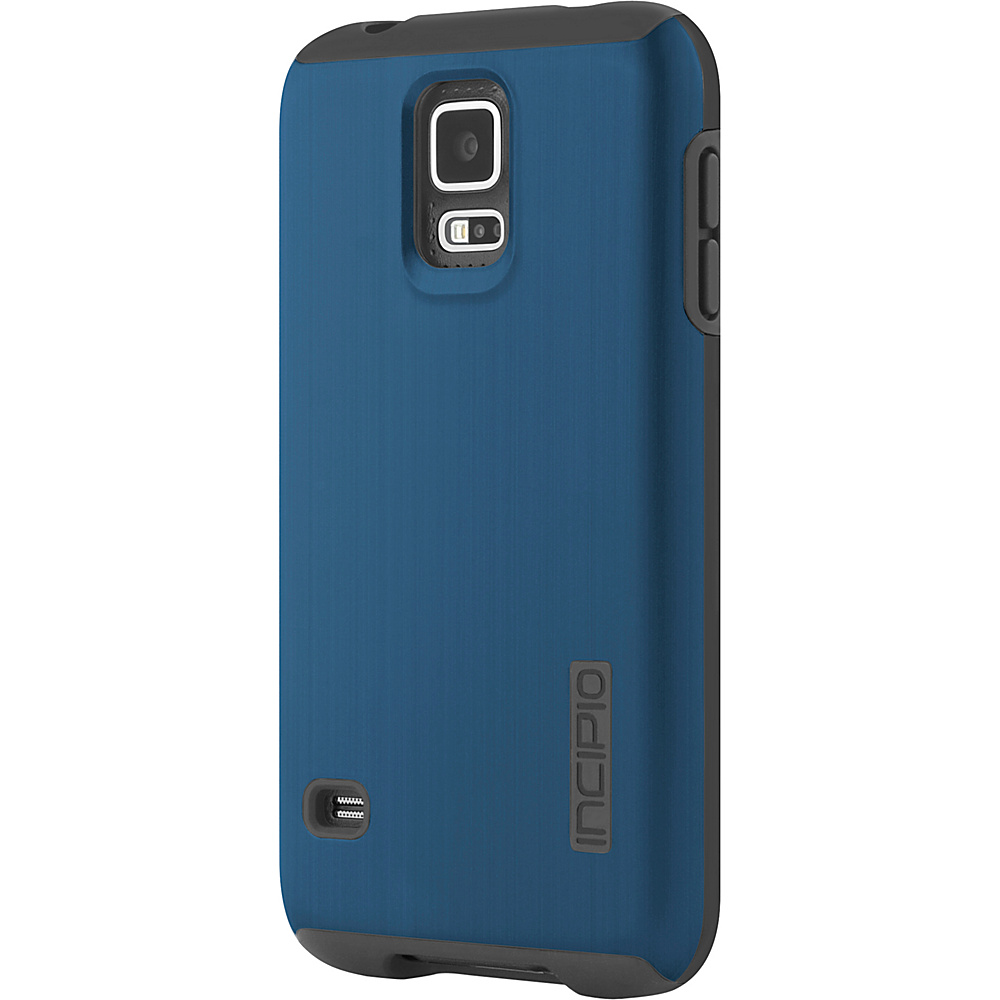 Incipio DualPro Shine for Samsung Galaxy S5 Navy Incipio Electronic Cases