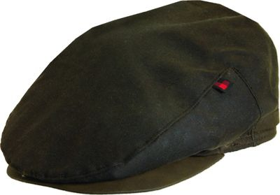 Woolrich Oil Cloth Ivy Hat Brown-Large - Woolrich Hats/Gloves/Scarves