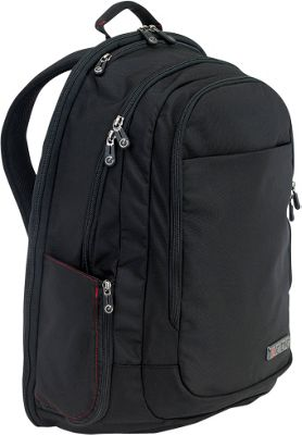 ecbc Lance Daypack Black - ecbc Business & Laptop Backpacks