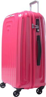 Lojel Wave Medium Luggage Pink - Lojel Large Rolling Luggage
