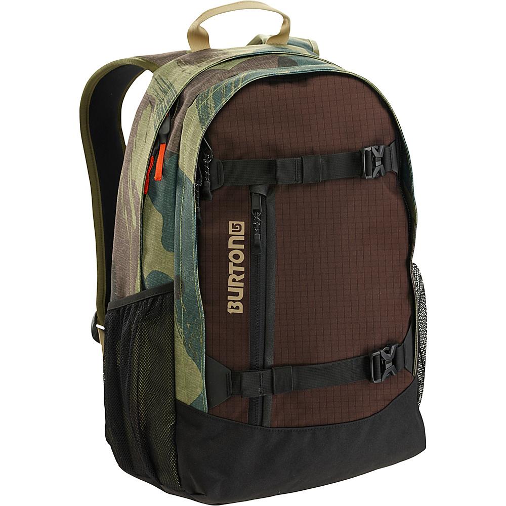 Burton Day Hiker 25L Denison Camo - Burton Backpacking Packs